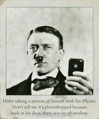 hitler-iphone Steve Jobs