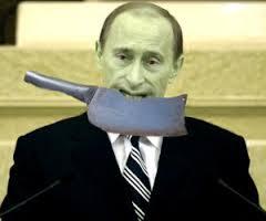 poutine Assad dans Propagande