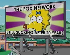 The Network II - The Return dans Propagande fox-network