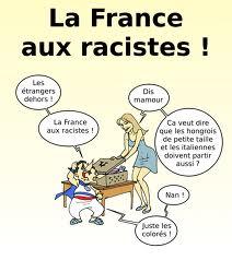 france-aux-racistes étrangers