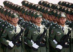 L'UE NE LÈVE PAS IMMÉDIATEMENT SON EMBARGO SUR LES ARMES À LA CHINE