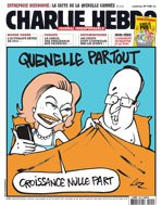 Charlie Hebdo quenelle