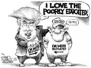 Trumpstupid