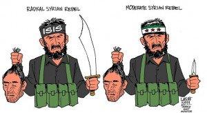 Terroristes modérés