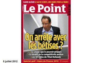 Hollande le point