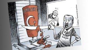 populist Erdogan