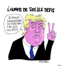 populiste Trump